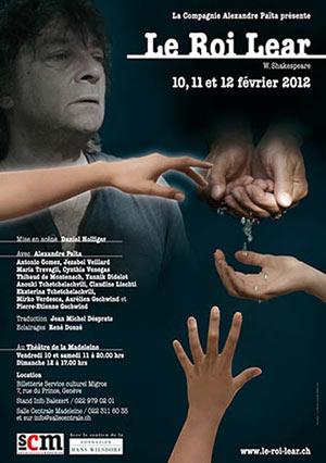 Le Roi Lear: février 2012
