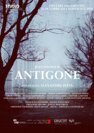 Antigone. Novembre 2018