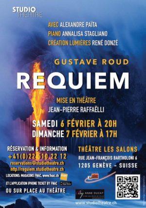 Requiem de Roud: février 2016