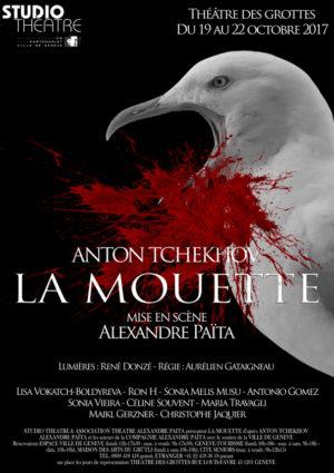 La Mouette. Octobre 2017